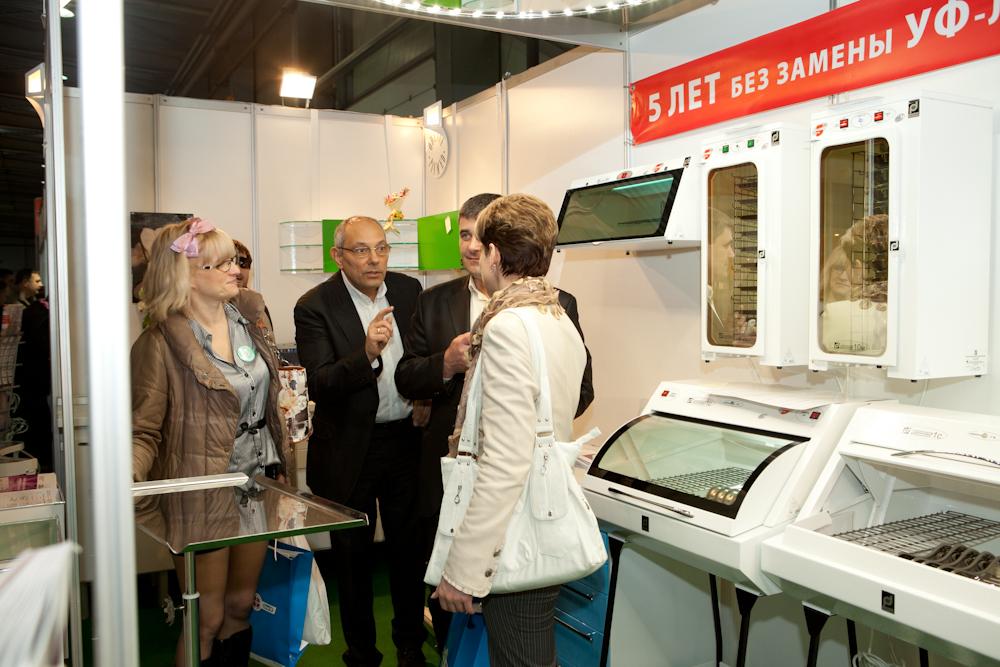 Выставка StomatEXPO — 2012 год