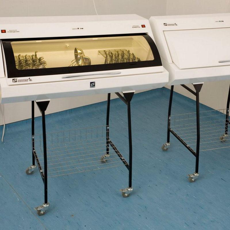 УФ камера для зберігання стерильного інструменту ПАНМЕД-1Б (970мм)