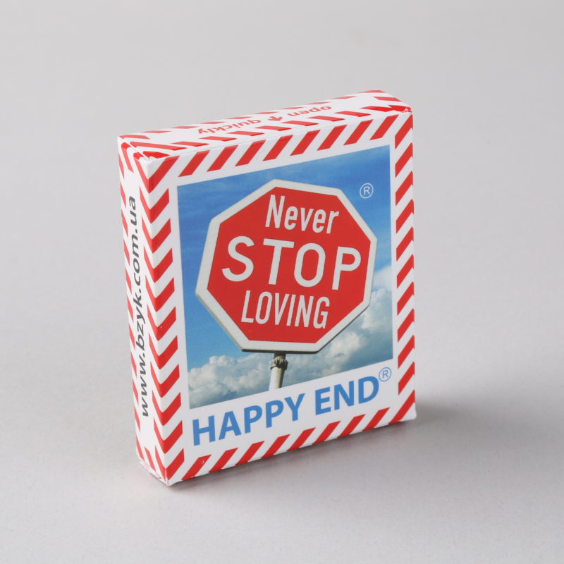Condom 'Happy End'('Happy Coming')