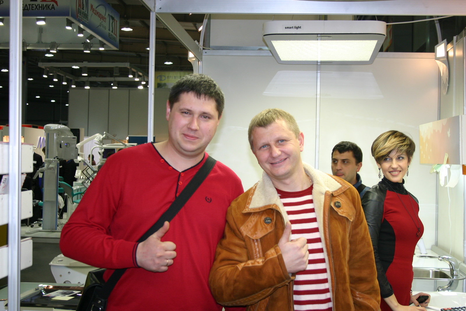 Фотоотчет с выставки «Медвин: ЭкспоДентал — 2013», г. Киев