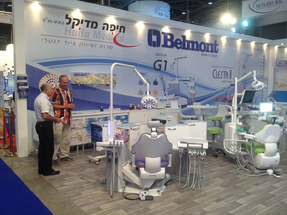 Международная выставка стоматологического оборудования IDAN-2014, Тель-Авив