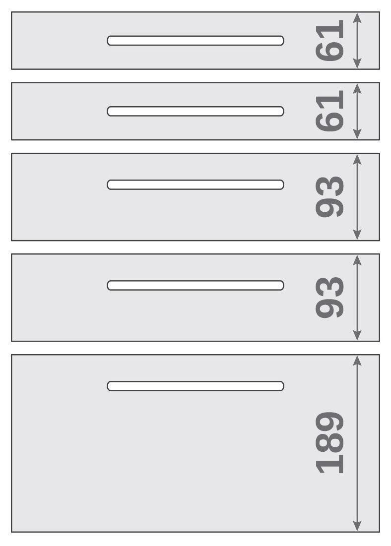ПАНОК-СОЛО 400 long (каталожный номер 11.1-11.6), Каталожный номер 11.1