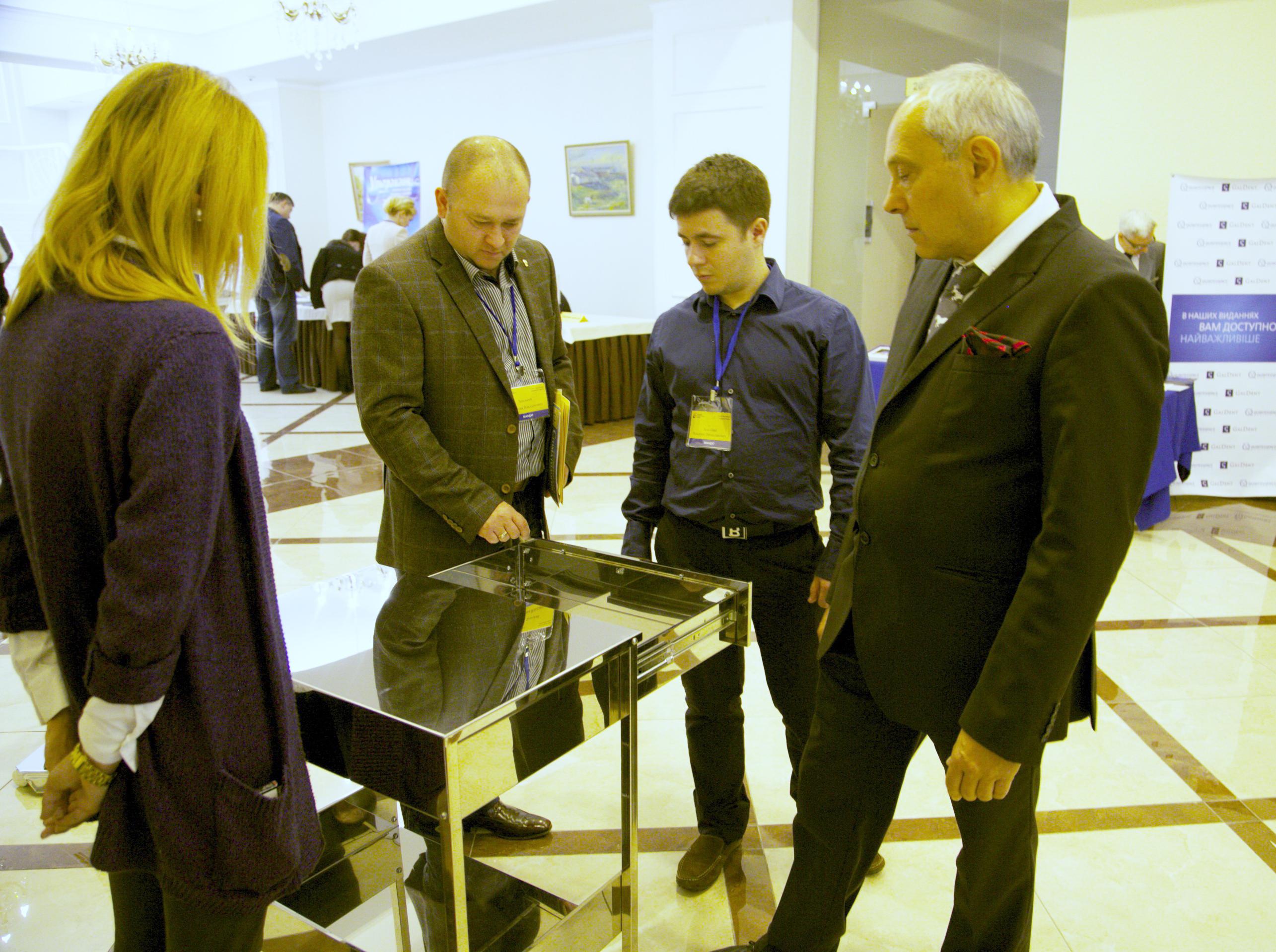 Выставка национального производителя стоматпродукции при VI (XIII) съезде Ассоциации стоматологов Украины