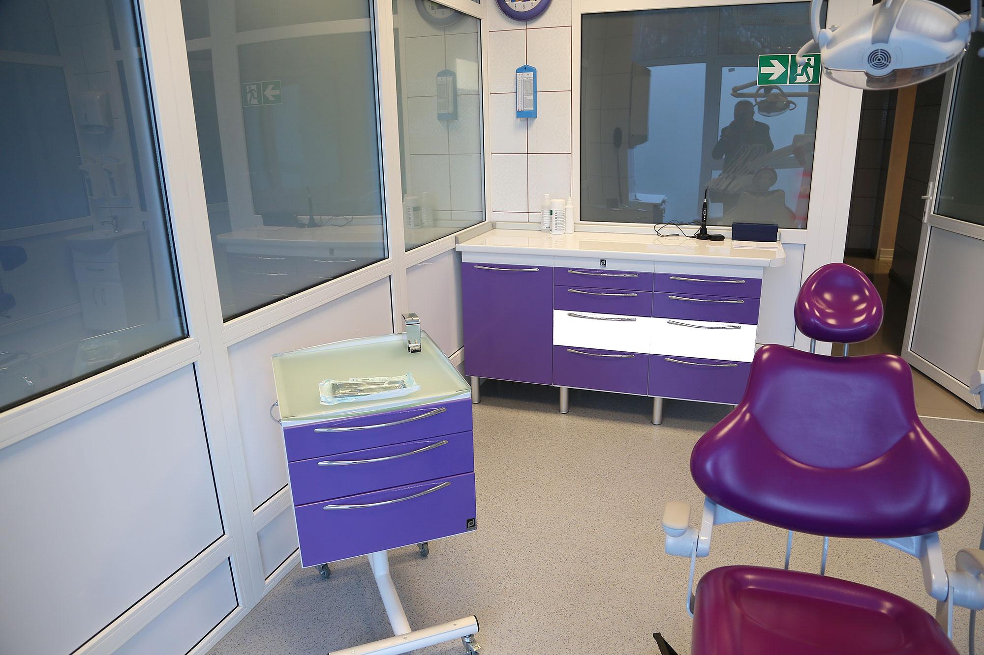 Пример стоматологического кабинета