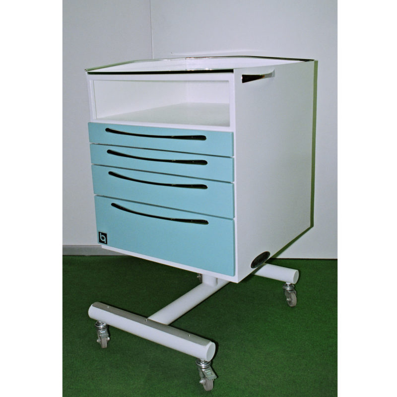PANOK-SOLO 500 long with shelf (catalogue reference 8.1-8.6)