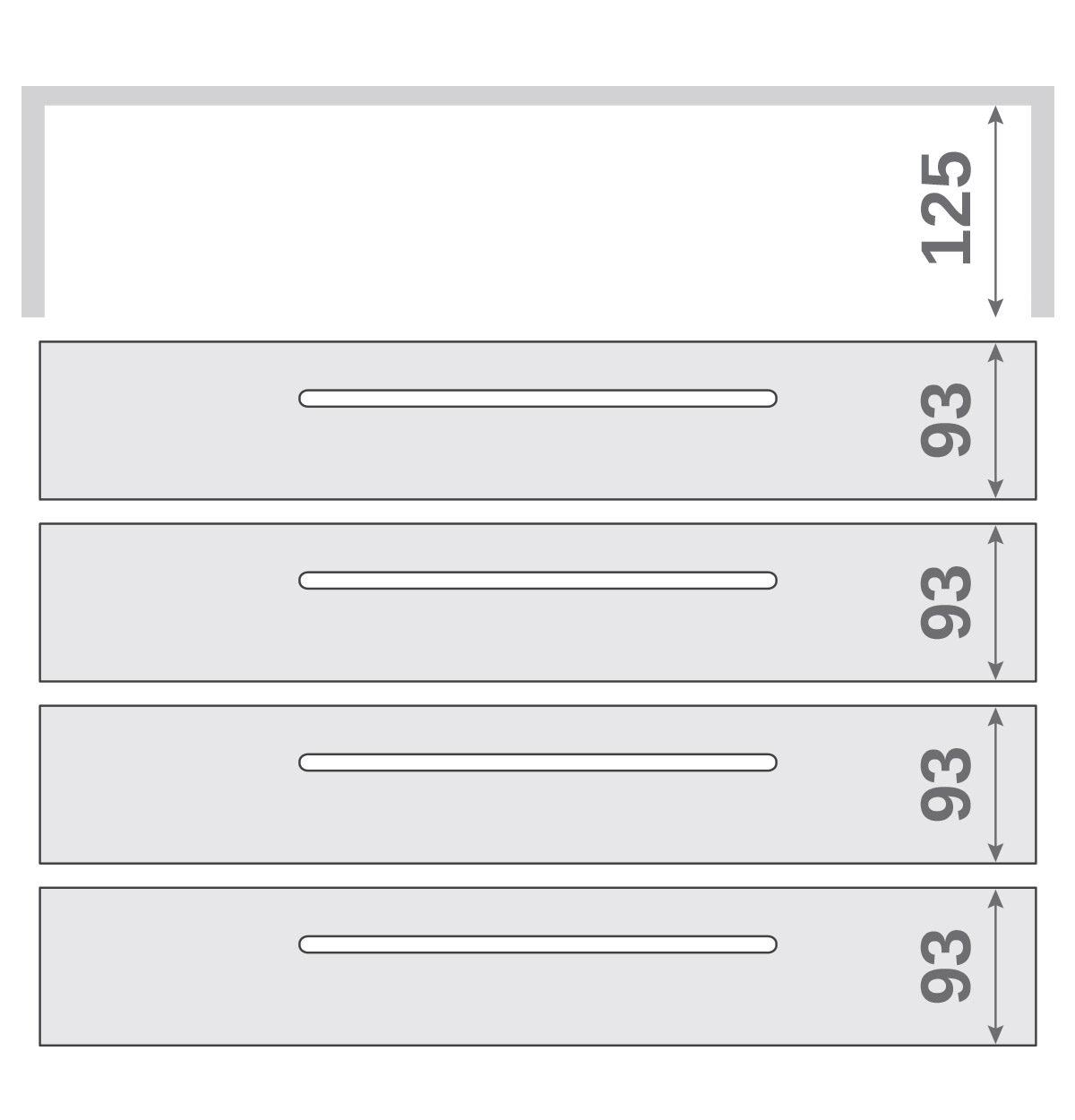 ПАНОК-СОЛО 600 long с полкой (каталожный номер 16.1-16.6), Каталожный номер 16.3