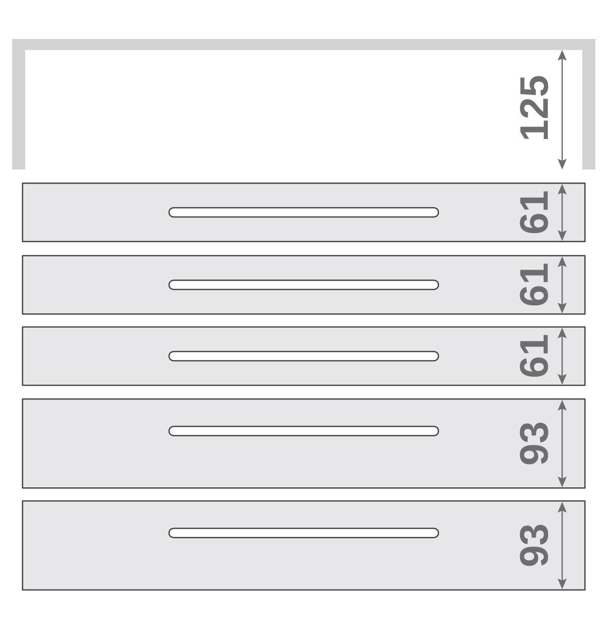ПАНОК-СОЛО 600 long с полкой (каталожный номер 16.1-16.6), Каталожный номер 16.6
