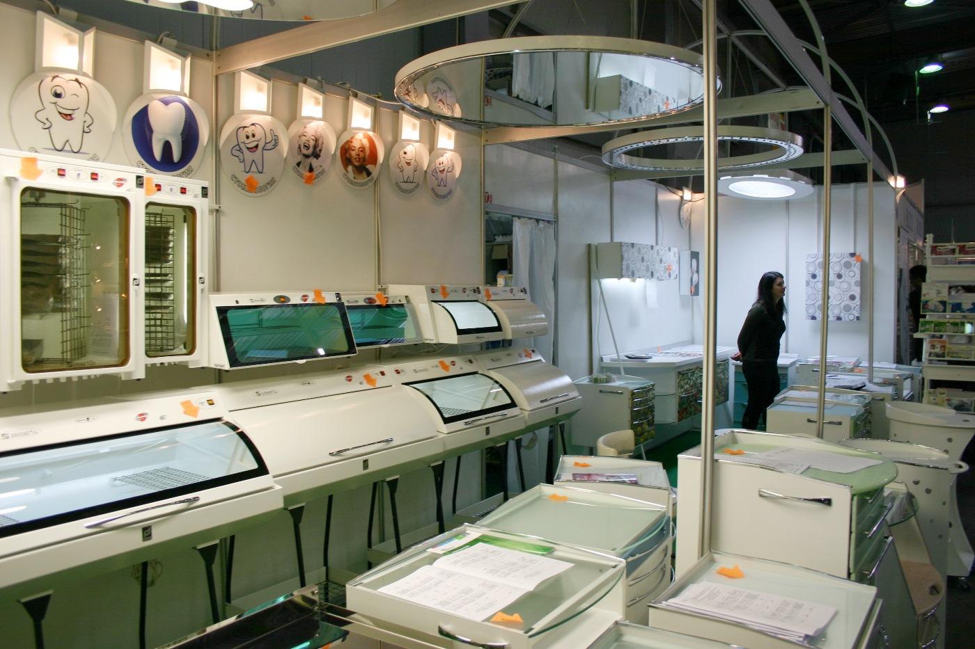 Фотоотчет по выставке «МЭДВИН: ЭкспоДентал — 2012»