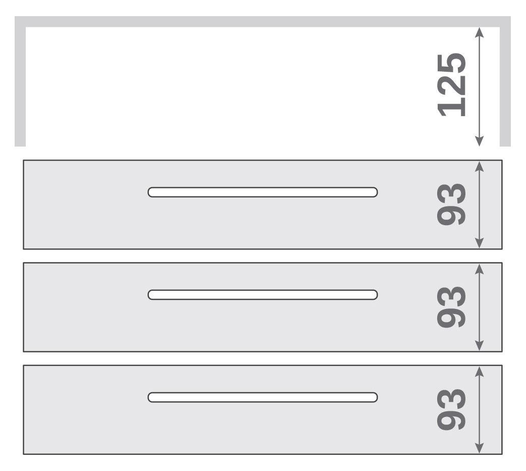 ПАНОК-СОЛО 500 с полкой (каталожный номер 2.1 -2.6), Каталожный номер 2.3