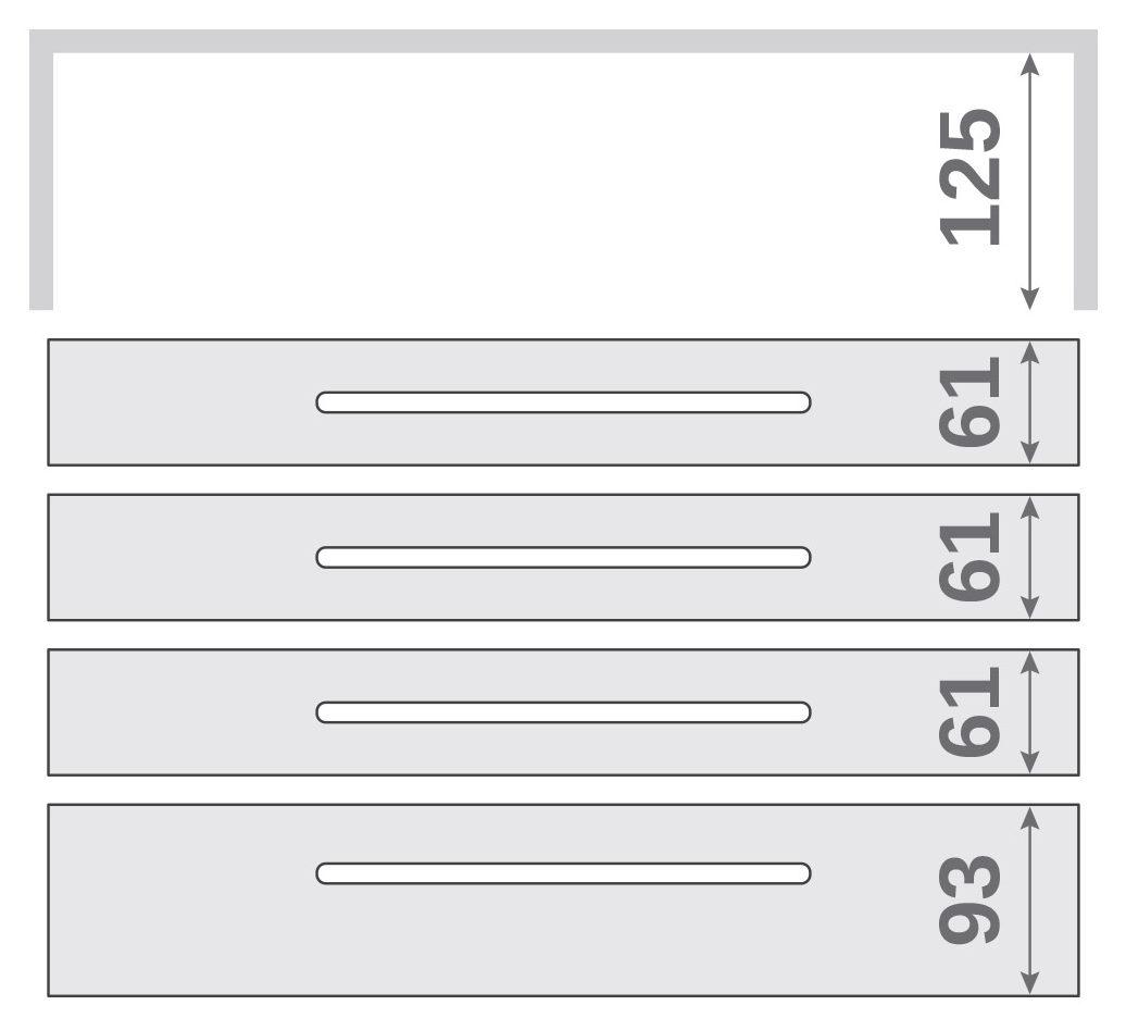 ПАНОК-СОЛО 500 с полкой (каталожный номер 2.1 -2.6), Каталожный номер 2.6