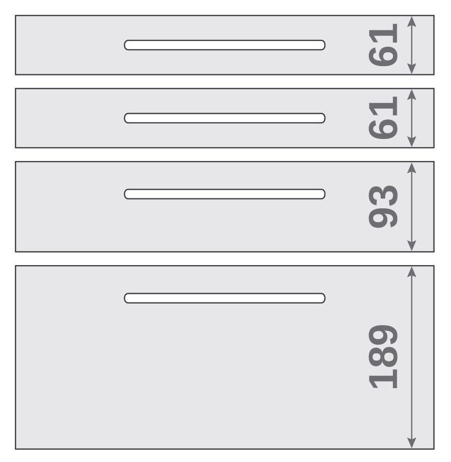 ПАНОК-СОЛО 450 (каталожний номер 3.1-3.6), Каталожний номер 3.1