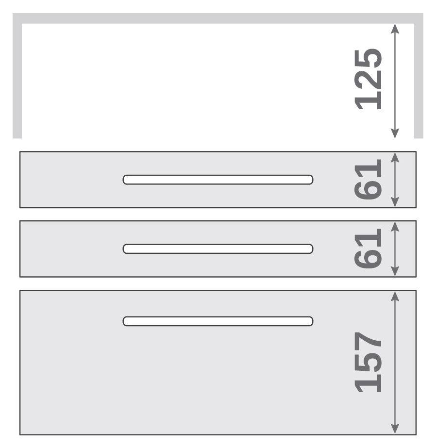 ПАНОК-СОЛО 450 с полкой (каталожный номер 4.1-4.6), Каталожный номер 4.1