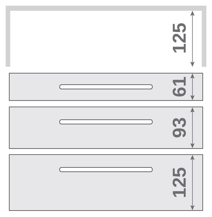 ПАНОК-СОЛО 450 с полкой (каталожный номер 4.1-4.6), Каталожный номер 4.2