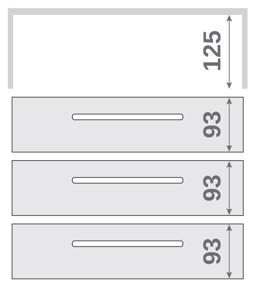 ПАНОК-СОЛО 400 с полкой (каталожный номер 6.1-6.6), Каталожный номер 6.3