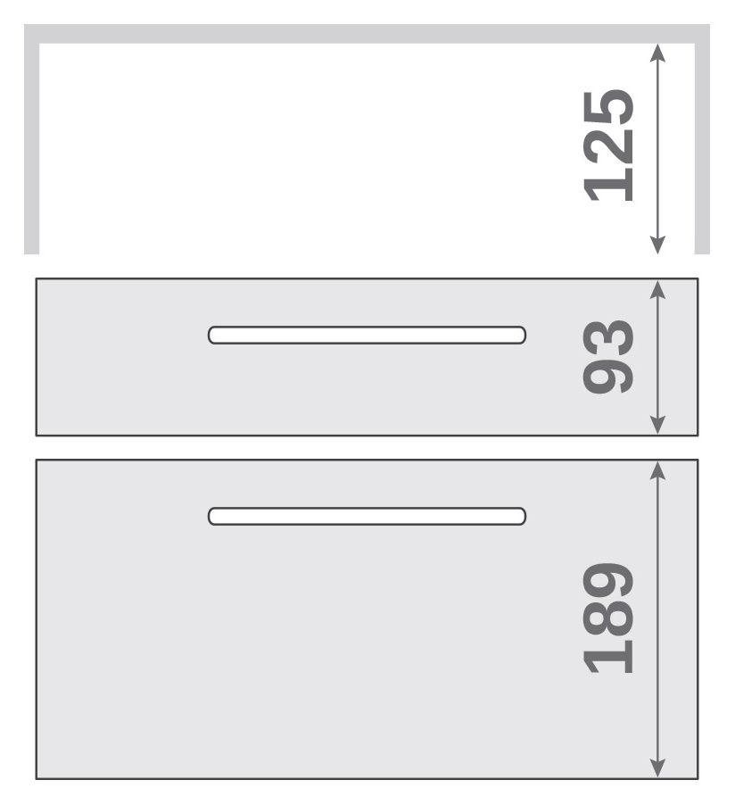 ПАНОК-СОЛО 400 с полкой (каталожный номер 6.1-6.6), Каталожный номер 6.5