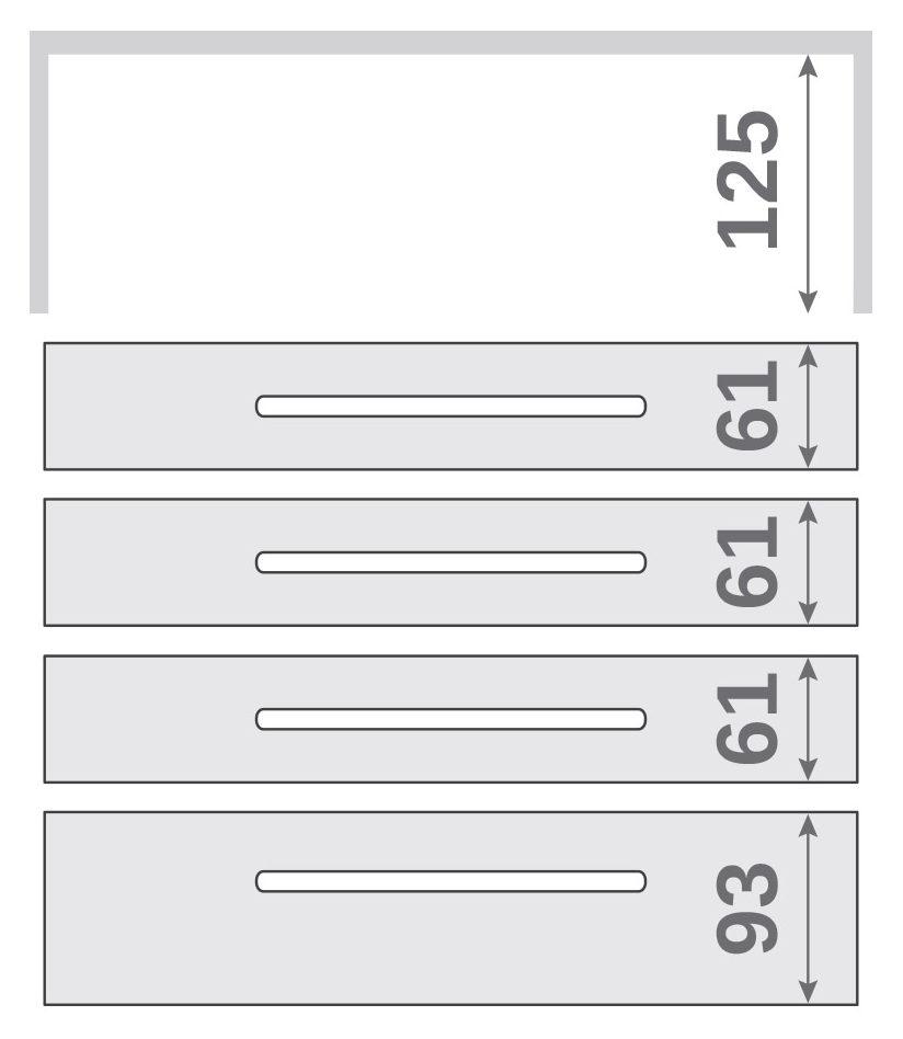 ПАНОК-СОЛО 400 с полкой (каталожный номер 6.1-6.6), Каталожный номер 6.6