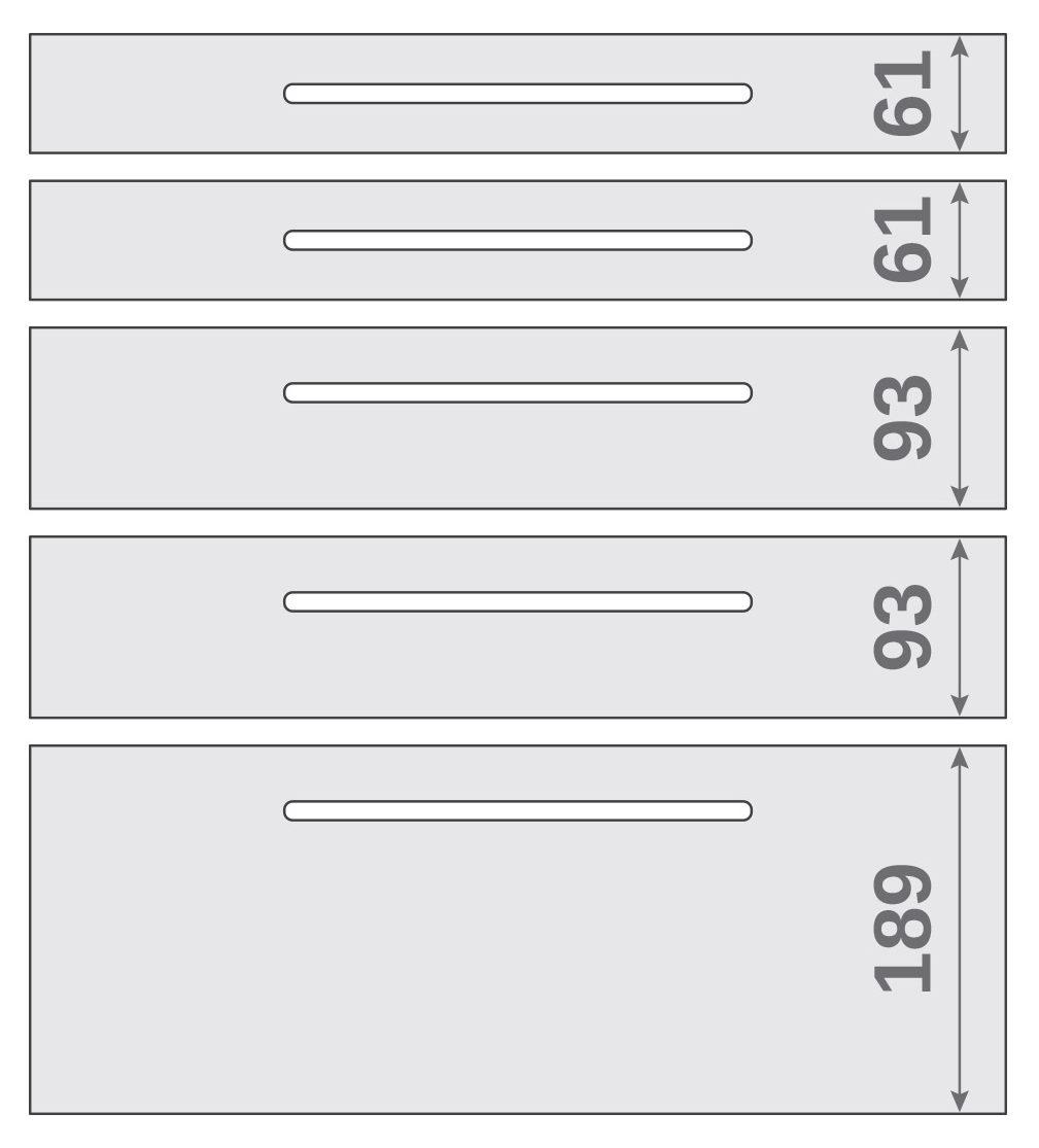 ПАНОК-СОЛО 500 long (каталожный номер 7.1-7.6), Каталожный номер 7.1