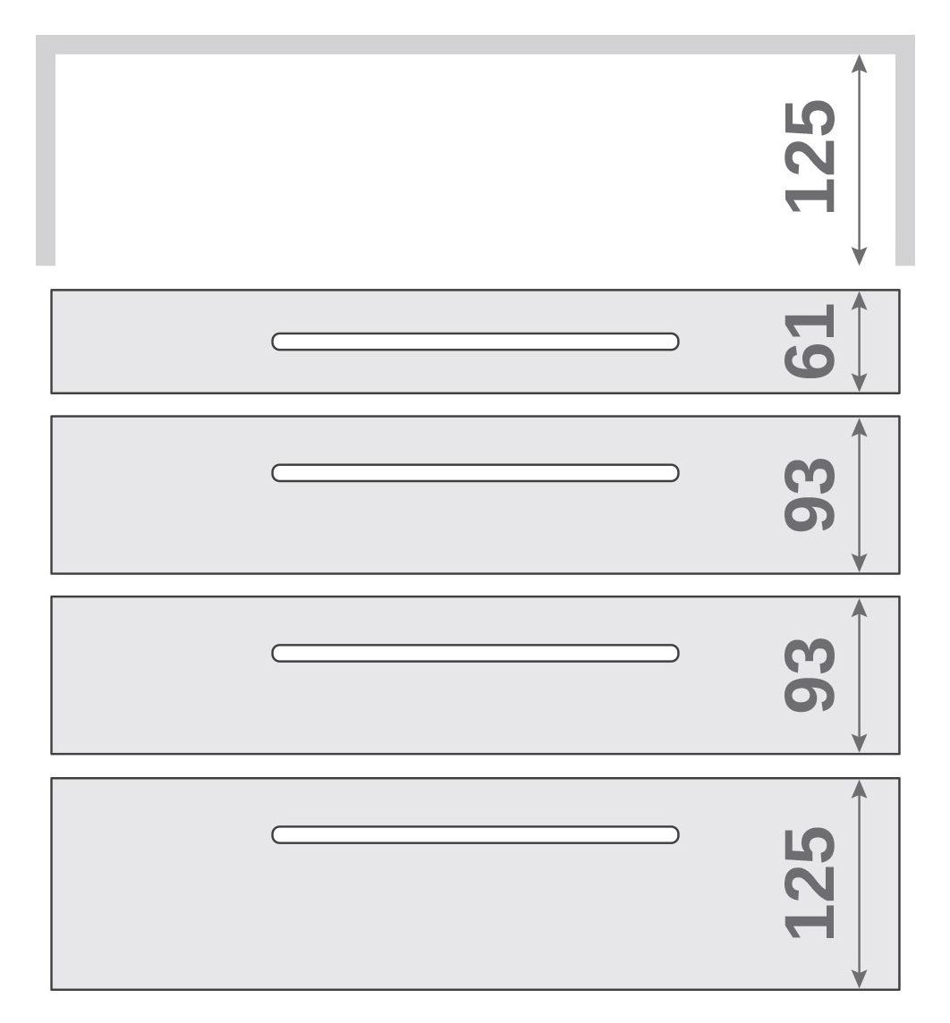 ПАНОК-СОЛО 500 long с полкой (каталожный номер 8.1-8.6), Каталожный номер 8.2