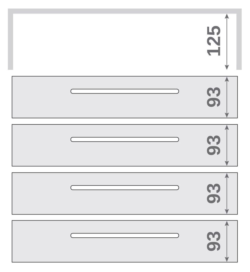 ПАНОК-СОЛО 500 long с полкой (каталожный номер 8.1-8.6), Каталожный номер 8.3