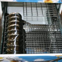 Відкритий ящик для стерильного інструменту.