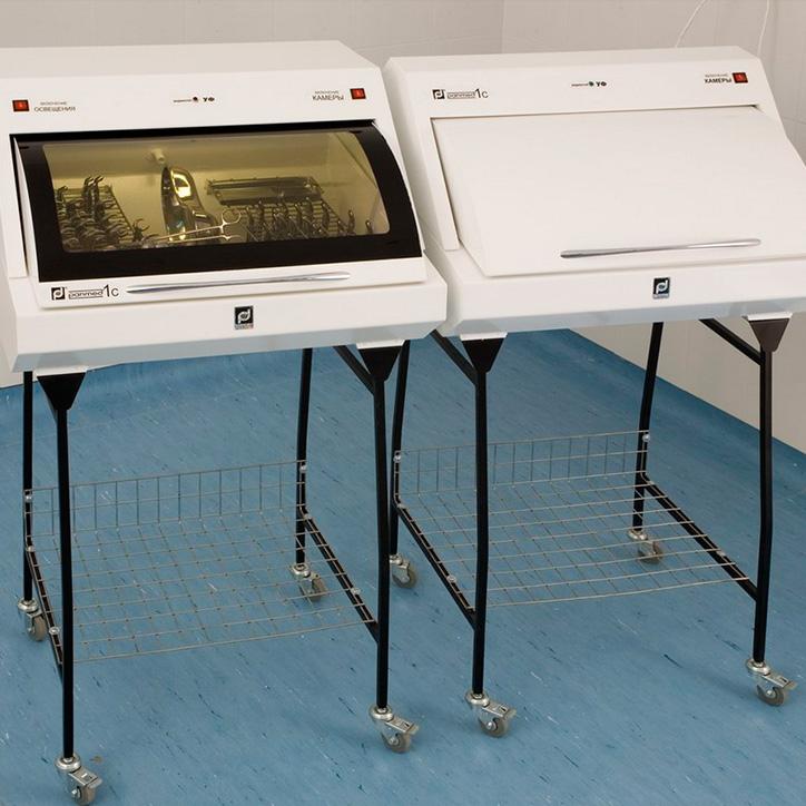 PANMED UV chambers