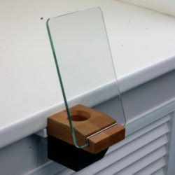 Зуботехнический стол с подлокотниками и финагелем