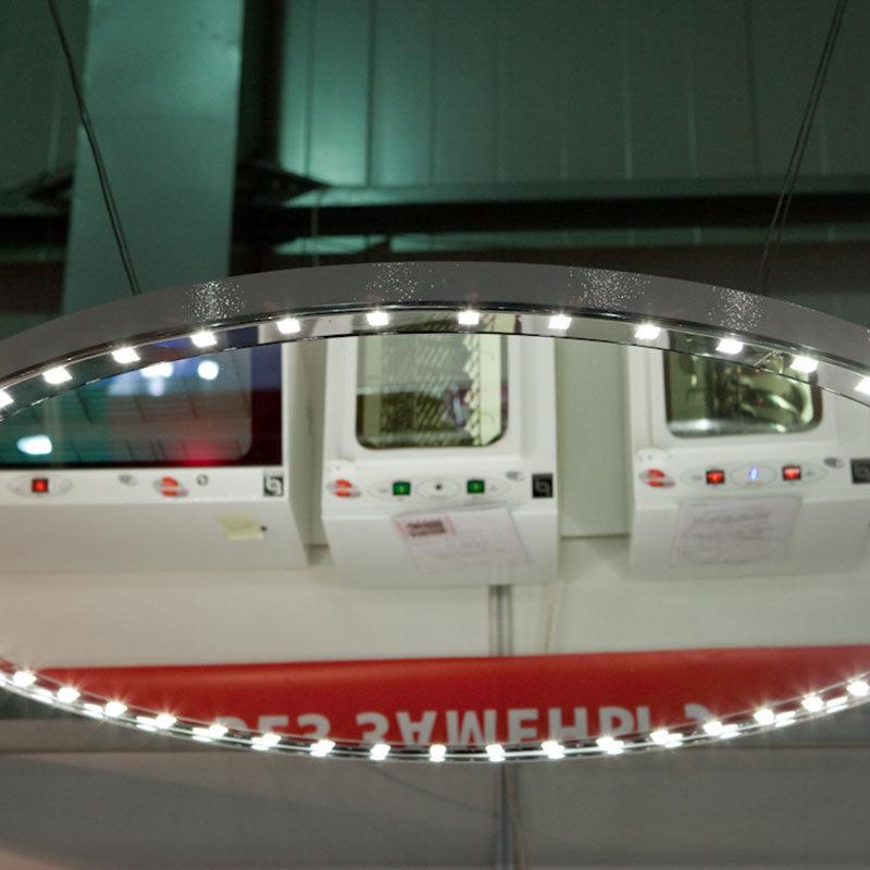 Медицинский светильник поля с зеркалом