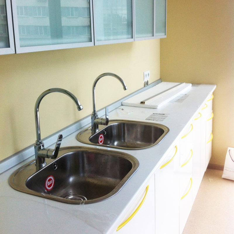 Set #170 Sterilization room