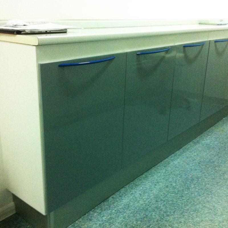 Set #171 Sterilization room