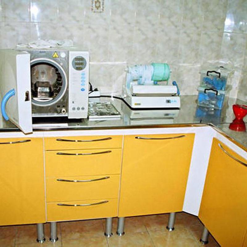 Set #20 Sterilization room