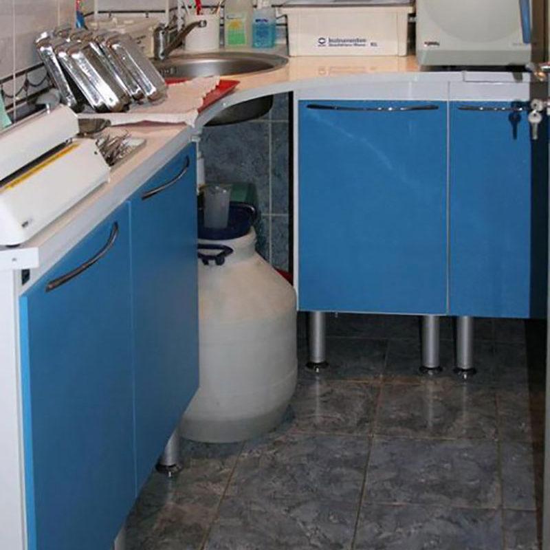 Set #35 Sterilization Room