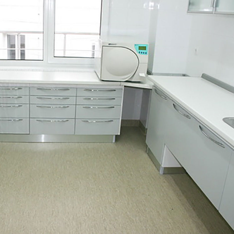 Set #65 Sterilization room