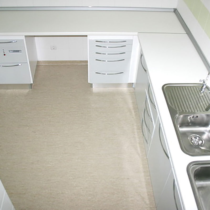 Set #66 Sterilization room