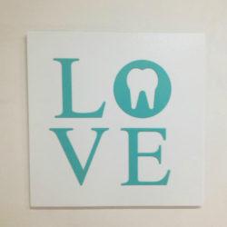 Панно «Love»