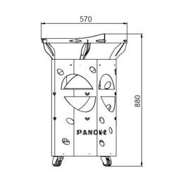 PANOK-2 ovalada
