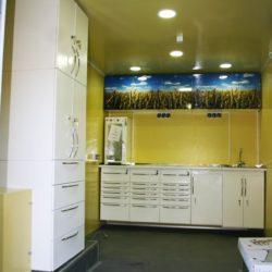 Пересувний стоматологічний кабінет «Тризуб-2»
