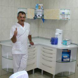 Стоматологическая клиника, г. Николаев. Довольный заказчик! Цель достигнута!