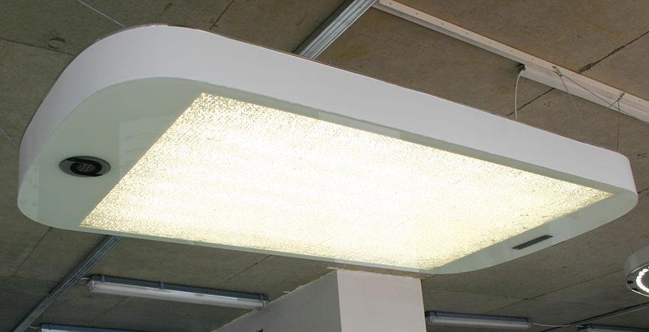 Светильник поля «Smart light», «Smart Light» с лампами