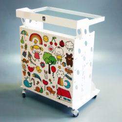 Столик Панок для детского стоматологического кабинета.