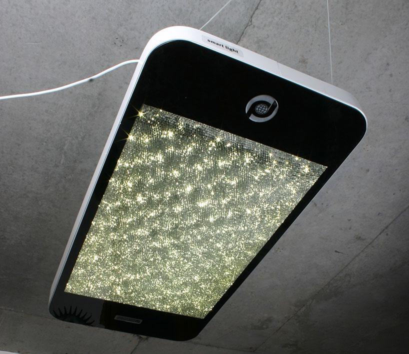 Светильник поля «Smart light», «Smart Light» с диодами