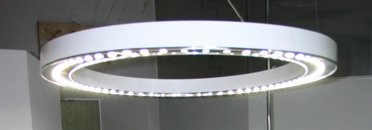 Светильник поля «НЛО», Осветитель поля «Круг НЛО-1300″ (Без зеркала)