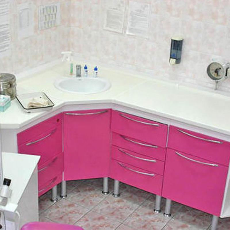 Set #8 Gynecological room