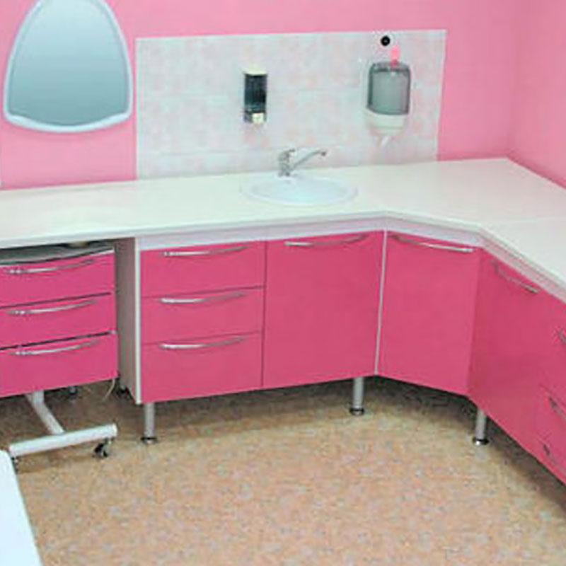 Set #9 Gynecological room