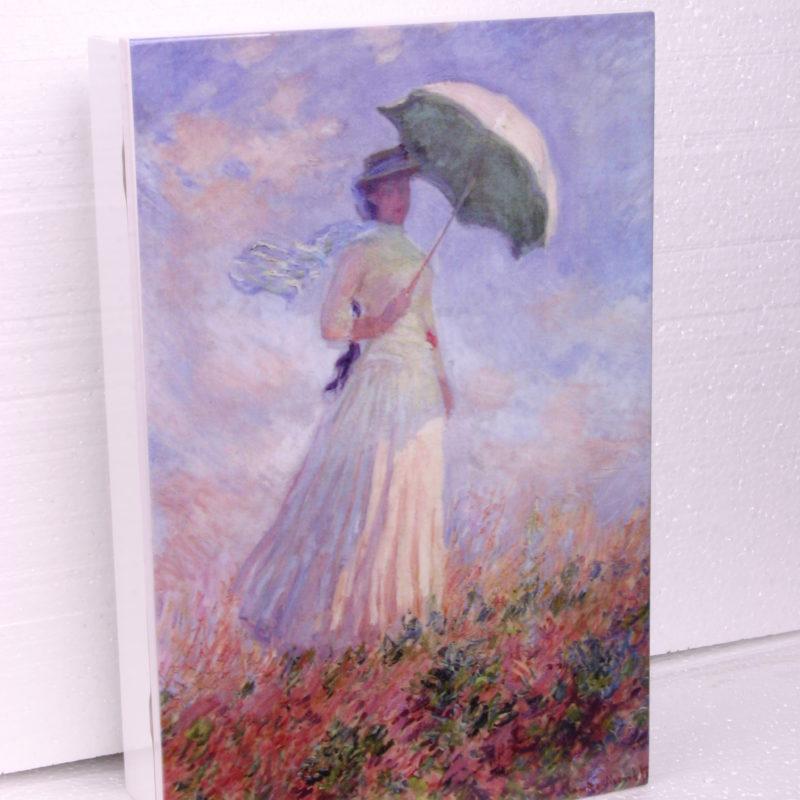 "Аптечка-картина ""Дама з парасолькою"""