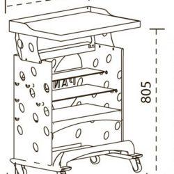 PANOK – 2 rectangular