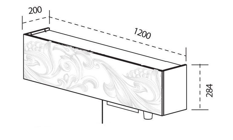 Dispenser, Dispenser with image printing