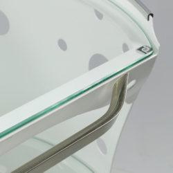 Панок 4 овальный со стеклом