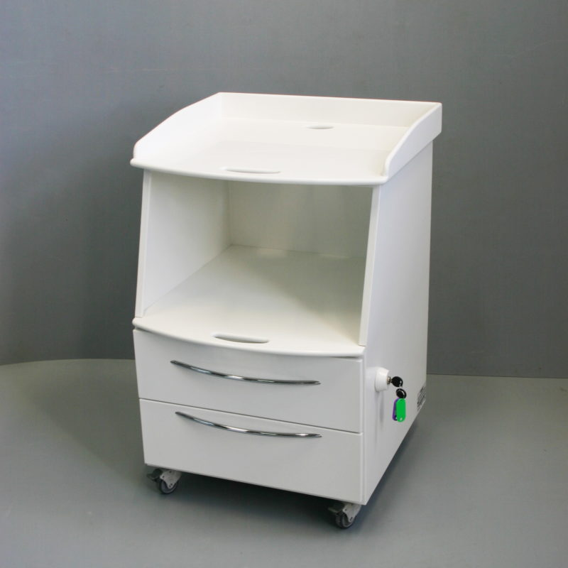 Mobile cabinet for intraoral scanner №3