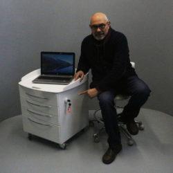 Тумба для внутриротового сканера №1