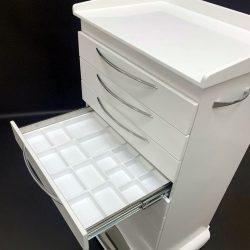 Пластиковые вставки -оргагайзеры в ящики